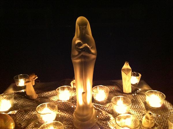 Divine Feminine Altar